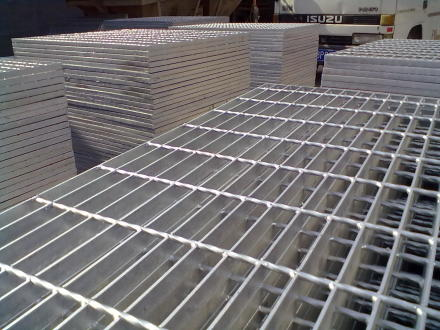 Forge Welded Gratings