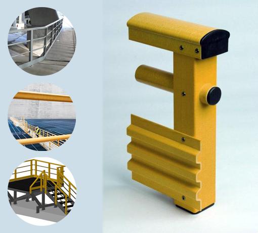 GRP Handrailing