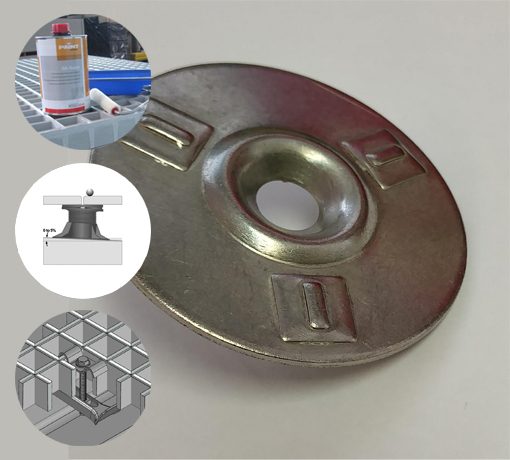 GRP FIXINGS & ANCILLARIES