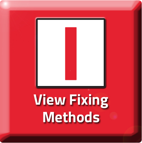 Button Fixing Options